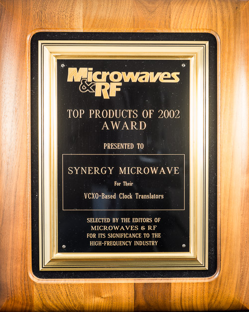 Top Product 2002