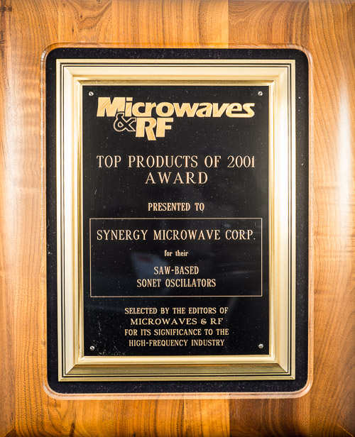 Top Product 2001